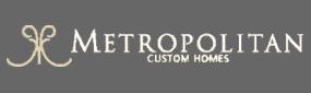 Metropolitan Custom Home Logo